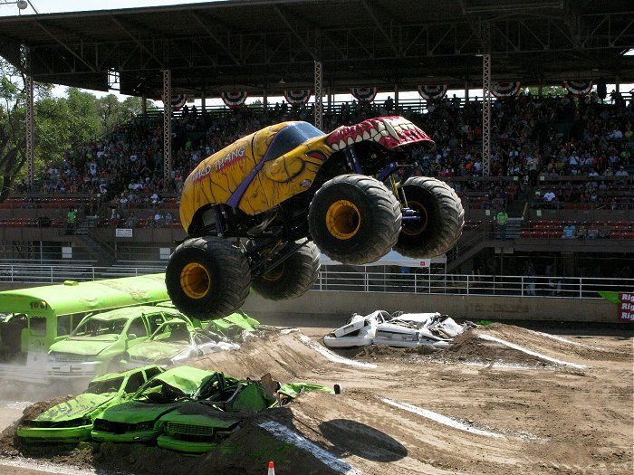 Toughest Monster Truck Tour April