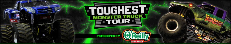Toughest Monster Trucks